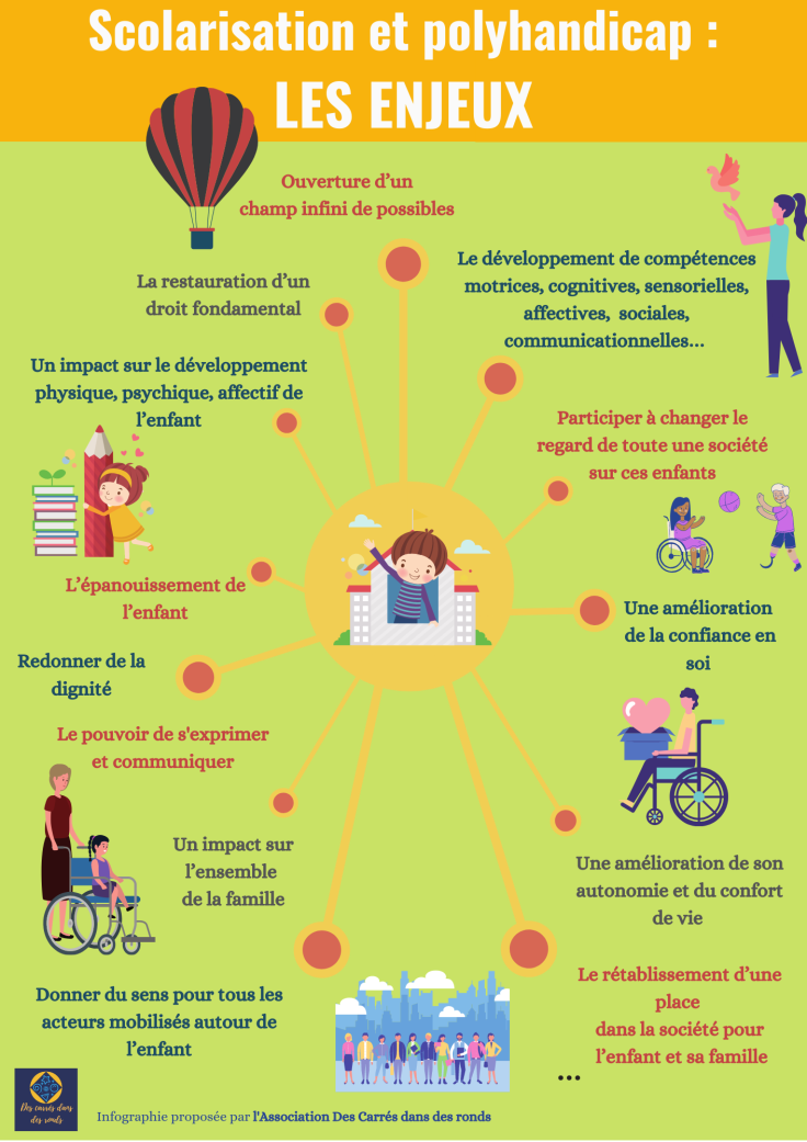 scolarisation et handicap