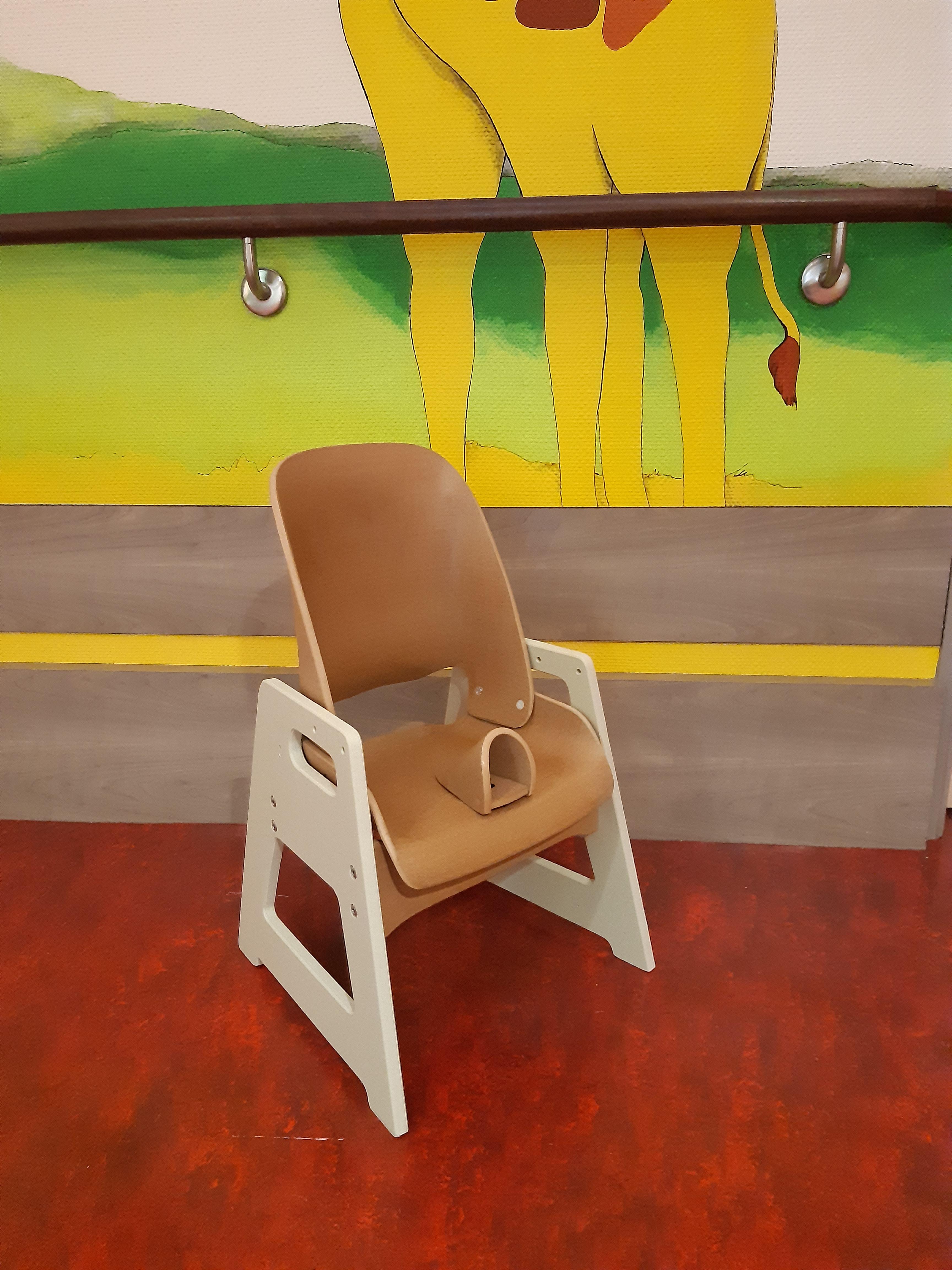 chaise à plot